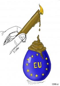 Vyzdobte si své eurovejce!