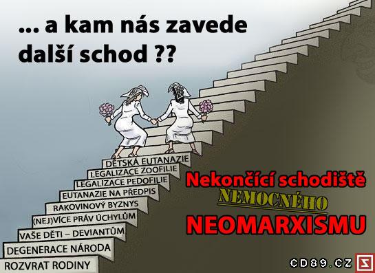 Kam nás zavede další schod?