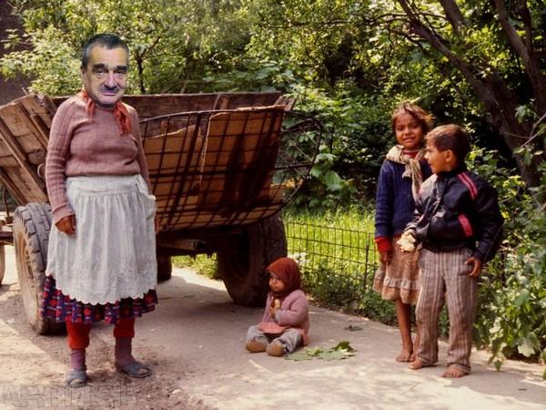Milan Kozelka: z cyklu Podvratné Mýty, 2005–8
