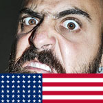 Typický diskutér na iDnes v debatě o USA
