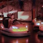 Řidička elektromobilu