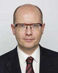 Mgr. Bohuslav Sobotka (ČSSD)