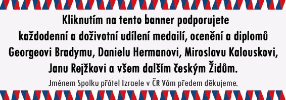 Honorační charita českým Židům