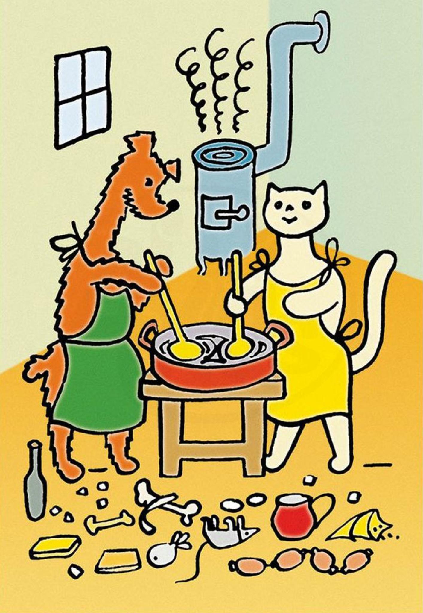 Pejsek a kočička vaří liberální demokracii
