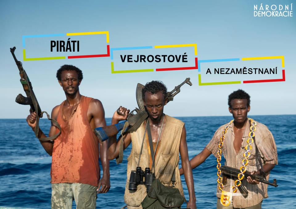 Piráti a starosti V