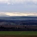 Schneeberg od Klučovské hory (foto z internetu)