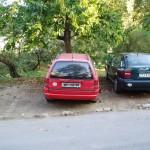 Stupidní blokové čištění v Brně a buzerace za zcela standardní parkování
